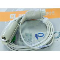 Buy cheap CE And ISO Approved Datex Ohmeda round 10 Pin Adult Finger Clip SpO2 Sensor from wholesalers