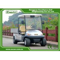 Buy cheap 48V Trojan battery Hotel Buggy Car with 2 Seats Aluminum Chassis from wholesalers