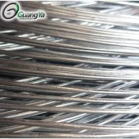 Buy cheap Comptitive Price High Quality and Tensile Strength Q195 2.0-4.5mm Galvanized Wire For Bucket Handle from wholesalers