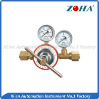 Buy cheap Oxygen Gas Pipe High Pressure Regulator With Stable Output Pressure from wholesalers