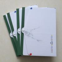 Buy cheap E-flute box folder printing, made to order 3 layer box folder printing, art card box printing company from wholesalers