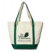 Buy cheap Recyclable Personalized Tote Bags , Custom Cotton Canvas Tote Bag from wholesalers