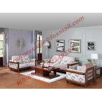 Buy cheap High Quality 1+2+3 Wooden Sofa Set from Shenzhen Right Home Furniture in Shenzhen China from wholesalers