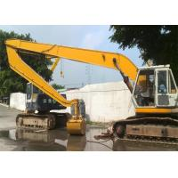 Buy cheap KATO HD900 Excavator Long Reach Boom Arm For 0.6cbm Clamshell Bucket from wholesalers