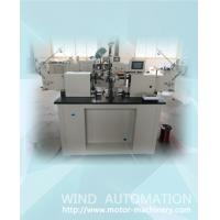Buy cheap Armature coil winding equipment flyer winding for small amount armature production from wholesalers