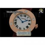 Buy cheap CARTIER Ladies LOVE Series RG/LE White Jap Quartz/Boxset Replica Watches from wholesalers