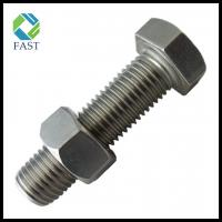 Buy cheap Stainless Steel/Carbon Steel Hex Bolts & Nuts Zinc Plated Hot DIP Galvanized Hex Nut and Bolt (DIN933 AND DIN934) from wholesalers
