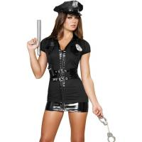 Buy cheap Naughty Patrol Police Officer Costume Adult Costumes for Carnival Christmas Halloween from wholesalers