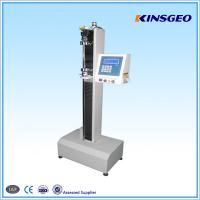 Buy cheap Servo Motor 2KN Universal Testing Machine with Single Pole for Testing Nylon from wholesalers