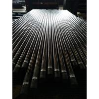 Buy cheap Heat Treated drill rod, exploration drilling pipes, rods casings for diamond drilling, ore mining, geological drilling from wholesalers