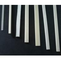 Buy cheap Light weight fiberglass flat bar,rodding,batten,frp strip in different sizes from wholesalers