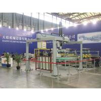 Servo Motor Automatic Glass Loading Machine For Toughened Glass Production Line