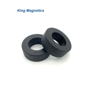 Buy cheap KMN805025 Metglas nanocrystalline ibbon magnetic core of high permeability for toroidal transformer from wholesalers