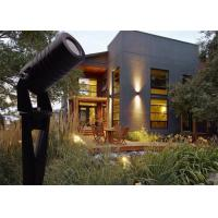 Buy cheap IP65 LED Outdoor Spotlights With Black Color Die-casting Aluminum Housing For Garden Lighting from wholesalers