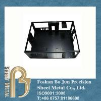 Buy cheap Sheet Metal Processing/Custom Metal Fabrication/Steel Fabrication/Metal Processing from wholesalers