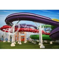 Buy cheap Outdoor Custom Water Slides Spiral Water Slide For Adults And Kids from wholesalers