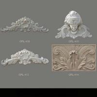 Buy cheap Glass-Fiber GRC Decorative Window Trim Moulding Architectural Used from wholesalers