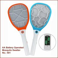 Buy cheap Electrical Rechargeable Mosuito Bat Bug Repellent Bug Zapper Mosquito Swatter from wholesalers