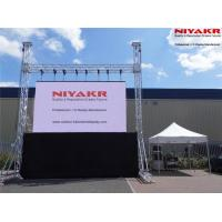 Buy cheap Waterproof IP65 Rental LED Display Ultra Thin 500x500mm Panel P3.91 Outdoor product