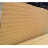 Buy cheap Natural teak veneer commercial plywood for sale from wholesalers