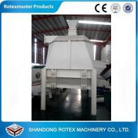 Buy cheap High efficiency 0.8-1.2t/h capacity draft tower cooler for pellet production line from wholesalers
