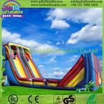 Buy cheap Inflatable Water Slide Outdoor Backyard Pool Waterslide Swimming Kids Splash Fun from wholesalers