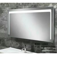 Buy cheap Modern Iilluminated Backlit Bathroom Mirrors With Touch Sensor from wholesalers