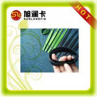 Buy cheap Different Color UHF Wristband Silicone Rubber Material Adjustable Alien Chip from wholesalers