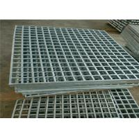 Buy cheap Durable Pressure Locked Steel Bar Grating High Strength For Carwash Shop product