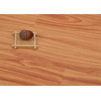 Buy cheap Stain Resistant Laminate Style Vinyl Flooring Resilient Deep Embossed Surface from wholesalers
