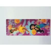 Buy cheap Custom 0.6 mm PET 3D Lenticular Bookmarks With Two Sides CMYK Printing ISO from wholesalers