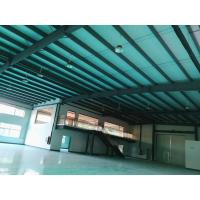 Buy cheap Epoxy Coating Floor Prefab Steel Structure Workshop With Inside Office Buildings from wholesalers