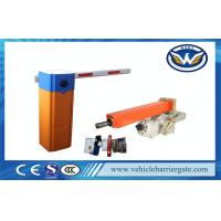 Buy cheap 4 Second  Electric Barrier Gate For Shopping Mall Warehouse Hotel Factories from wholesalers