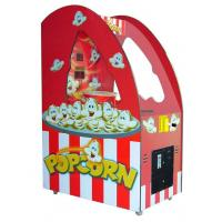Buy cheap Popcorn Lottery Redemption Game Machine Electronic For Children / Kids ML-QF504 from wholesalers