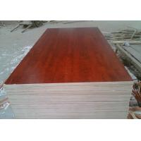 Buy cheap WBP glue melamine plywood for Mauritius market with water proof features from wholesalers