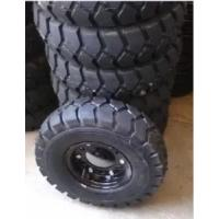 Buy cheap Trailer Tractor Solid Forklift Tires Wear Resisting Environmentally Friendly from wholesalers