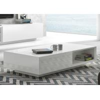 Buy cheap Scratch Resistant Large Square Coffee Table Customized Size Or Color ISO9001 from wholesalers