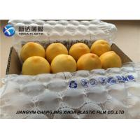 Buy cheap Food Grade Air Cushion Film 400 X 288mm Air Cushion Bag For Fruits Eco - Friendly product