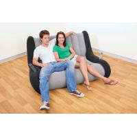 Buy cheap Durable Home Modern Inflatable Furniture Double Sofa For Adults / Children from wholesalers