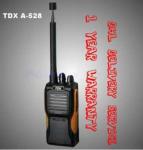 Buy cheap Walkie Talkie 2 Way Radio Vhf/uhf 16 Channel Capacity Handheld Faster from wholesalers