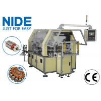 Full Automatic Double Flyer Rotor Armature Winding Machine 2.0KW 1500r/Min
