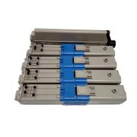 Buy cheap Remanufactured for OKI 44469803/ 44469704/ 44469705/ 44469706 Color Toner Cartridges from wholesalers