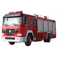 Buy cheap 10CBM 4X2 290HP Fire Fighting Truck , Agricultural Fire Engine Truck For Landscaping from wholesalers