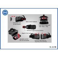 Buy cheap Home Theater 3D Video Glasses 95 Degree ‐ 100 Degree with Anti ‐ blue Ray Tempered from wholesalers