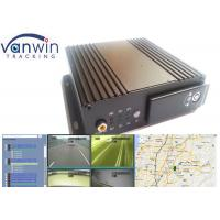 Buy cheap H.264 SD DVR High Resolution Digital Video Recorder With GPS Tracking from wholesalers