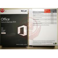 China MAC System Ms Office Home And Student 2016 Online Download , Word 2016 on sale