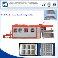 Buy cheap Egg Tray Plastic Thermoforming Machine Servo Drive For Pp / Pvc / Pe Container from wholesalers