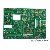 Buy cheap 2 Layer High FR4 TG170 PCB , Green Solder Mask Custom Printed Circuit Board from wholesalers