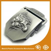 Buy cheap Silver Personalised Belt Buckles Customized Belt Buckle GX0163 from wholesalers