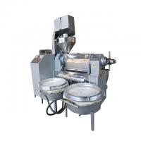 Buy cheap Rapeseed Essential Oil Cold Edible Oil Press Machine 150-200kg/H from wholesalers
